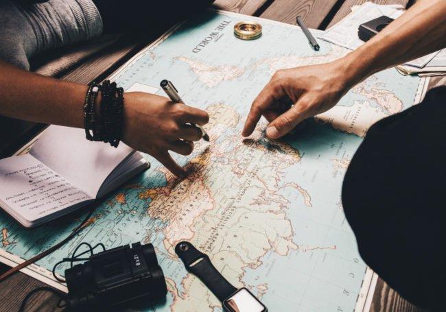 turistmage, magbesvär under semestern
