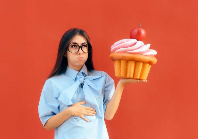 Glutenintoleranssymptom